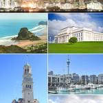 City of Sails(帆の街)Auckland